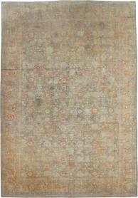Antique Persian Tabriz Carpet, No. 22564 - Galerie Shabab