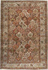Vintage Bakhtiari Carpet, No. 22602 - Galerie Shabab