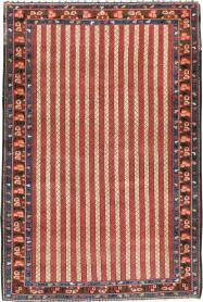 Vintage Bakhtiari Rug, No. 22635 - Galerie Shabab