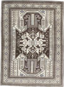 Vintage Afshar Rug, No. 22689 - Galerie Shabab
