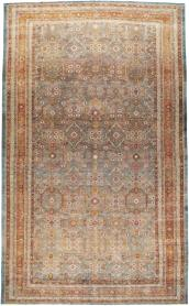 Antique Malayer Carpet, No. 22752 - Galerie Shabab