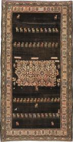 Antique Kurdish Rug, No. 22754 - Galerie Shabab