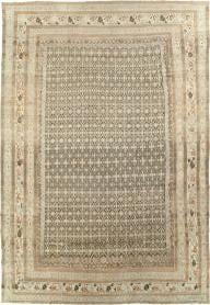 Antique Bibikabad Carpet, No. 22761 - Galerie Shabab