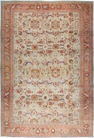 Antique Sulatanbad Carpet, No. 22784 - Galerie Shabab