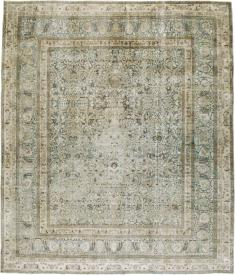Antique Mashad Carpet, No. 22791 - Galerie Shabab
