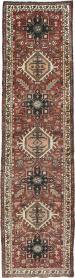 Vintage Karajeh Runner, No. 22848 - Galerie Shabab