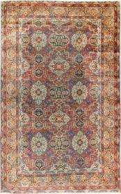 Antique Lavar Kerman Carpet, No. 22867 - Galerie Shabab