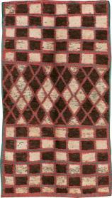Vintage Moroccan Rug, No. 22869 - Galerie Shabab
