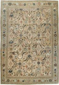 Antique Persian Mahal Carpet, No. 22887 - Galerie Shabab