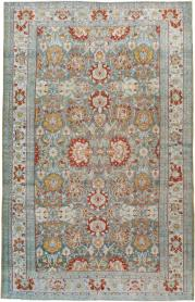Antique Bibikabad Carpet, No. 22891 - Galerie Shabab
