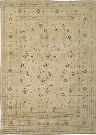 Antique Persian Mashad Carpet, No. 22921 - Galerie Shabab