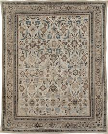 Antique Mahal Carpet, No. 22947 - Galerie Shabab