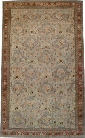 Antique Persian Mahal Carpet, No. 22951 - Galerie Shabab