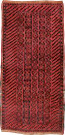 Antique Kirghiz Carpet, No. 22958 - Galerie Shabab