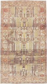 Antique Bidjar Rug, No. 22962 - Galerie Shabab