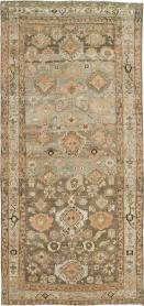 Antique Persian Malayer Gallery Carpet, No. 22964 - Galerie Shabab