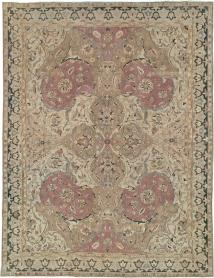 Antique Lahore Carpet, No. 22965 - Galerie Shabab