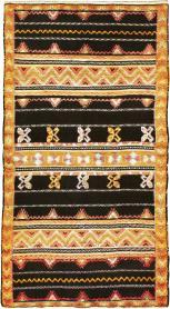 Vintage Moroccan Rug, No. 22974 - Galerie Shabab