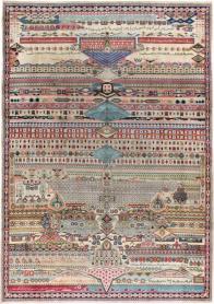 Vintage Kashan Rug, No. 22983 - Galerie Shabab