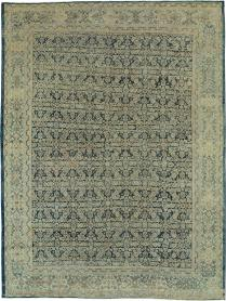 Antique Mahal Carpet, No. 23007 - Galerie Shabab