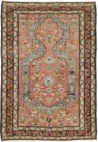 Antique Persian Malayer Rug, No. 23015 - Galerie Shabab