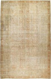 Antique Distressed Anatolian Carpet, No. 23022 - Galerie Shabab