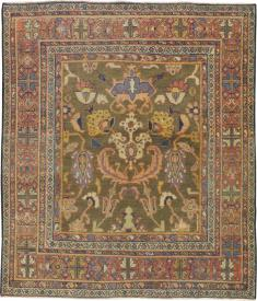 Antique Mahal Carpet, No. 23079 - Galerie Shabab