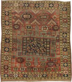 Antique Kurdish Rug, No. 23081 - Galerie Shabab