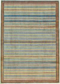 Vintage Kashan Carpet, No. 23128 - Galerie Shabab