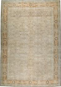 Antique Tabriz Carpet, No. 23129 - Galerie Shabab