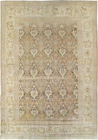 Antique Persian Khorassan Carpet, No. 23130 - Galerie Shabab