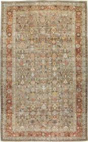 Antique Bidjar Carpet, No. 23213 - Galerie Shabab