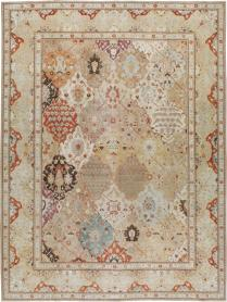 Antique Tabriz Carpet, No. 23284 - Galerie Shabab
