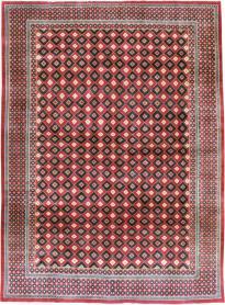 Vintage Mashad Modernist Carpet, No. 23285 - Galerie Shabab