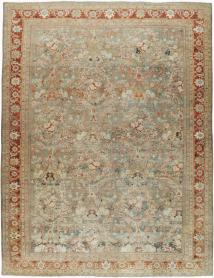 Antique Mahal Carpet, No. 23307 - Galerie Shabab