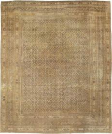 Antique Persian Dorokhsh Carpet, No. 23324 - Galerie Shabab