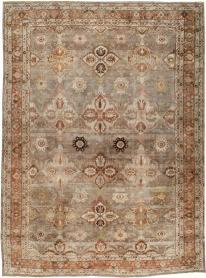 Antique Bidjar Carpet, No. 23352 - Galerie Shabab