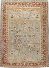 Antique Mahal Carpet, No. 23365 - Galerie Shabab