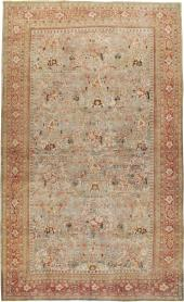 Antique Mahal Carpet, No. 23414 - Galerie Shabab