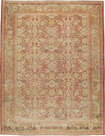 Antique Mahal Carpet, No. 23424 - Galerie Shabab