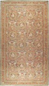 Antique Mahal Carpet, No. 23425 - Galerie Shabab