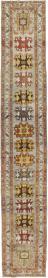 Antique Heriz Runner, No. 23459 - Galerie Shabab