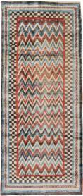 Vintage Tulu Rug, No. 23462 - Galerie Shabab