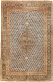 Vintage Kerman Rug, No. 23466 - Galerie Shabab