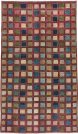 Vintage Kashan Rug, No. 23473 - Galerie Shabab