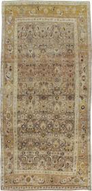 Antique Bidjar Gallery Carpet, No. 23509 - Galerie Shabab