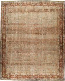 Antique Mahal Carpet, No. 23526 - Galerie Shabab