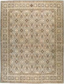 Antique Mashad Carpet, No. 23544 - Galerie Shabab