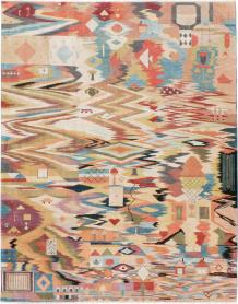 Vintage Anatolian Carpet, No. 23628 - Galerie Shabab