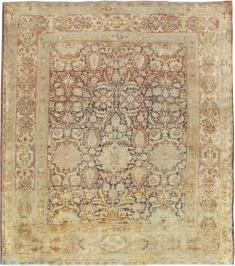 Antique Indian Lahore Carpet, No. 23676 - Galerie Shabab
